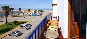 Yoga Unterkunft mit Meerblick Spanien