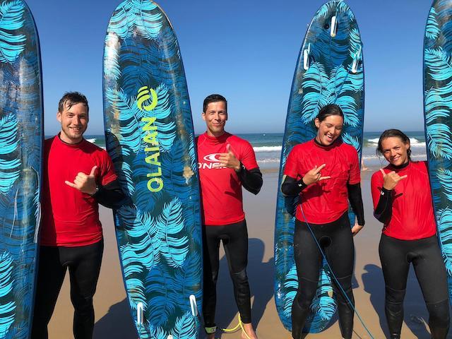 surf y yoga Conil