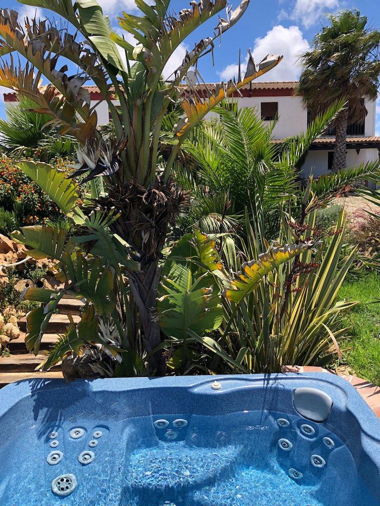BODYART Urlaub Andalusien