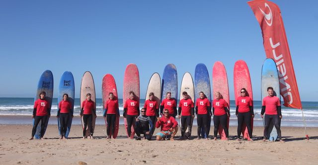 surfschool Conil