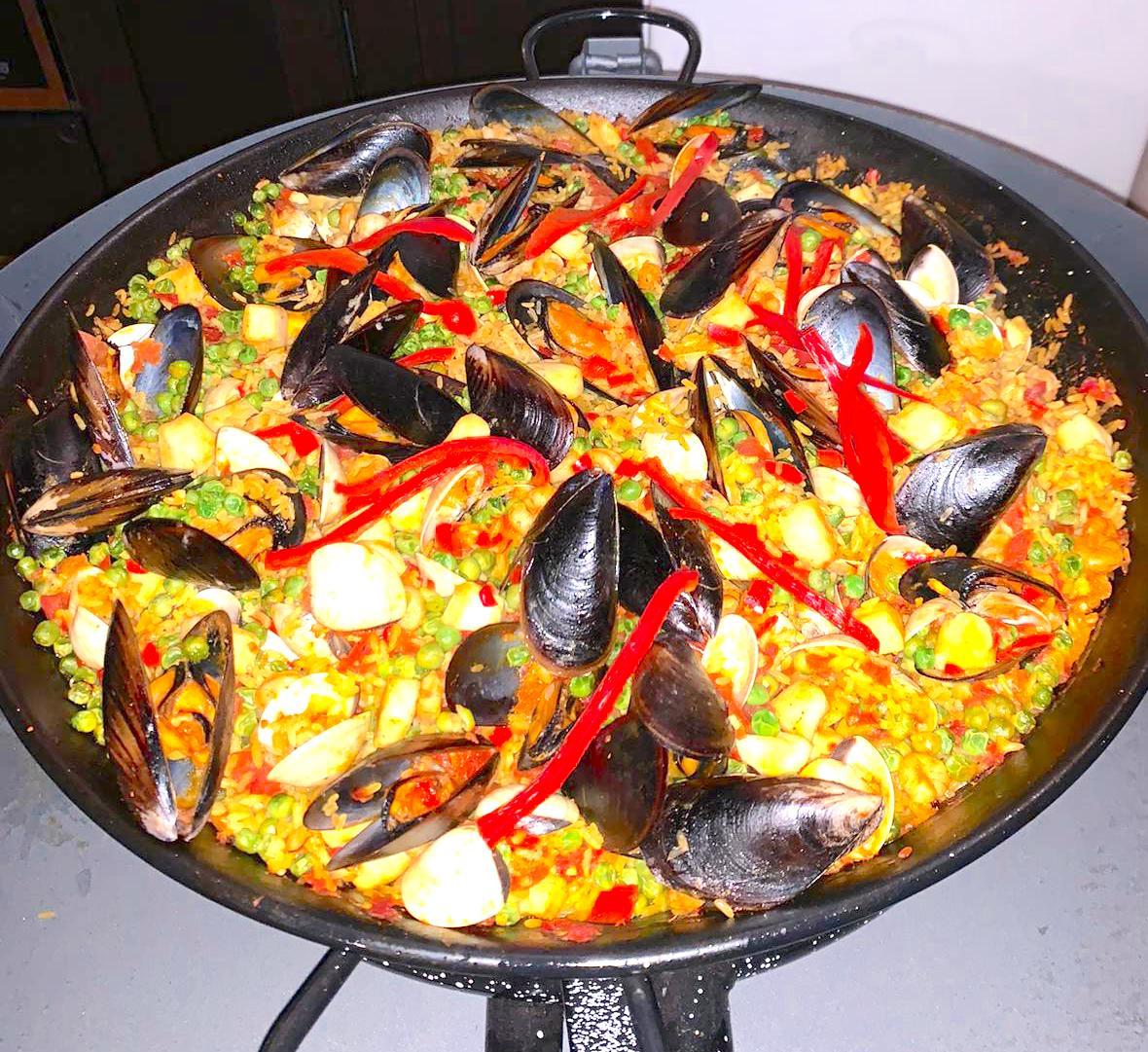 spanisches Essen Surfcamp