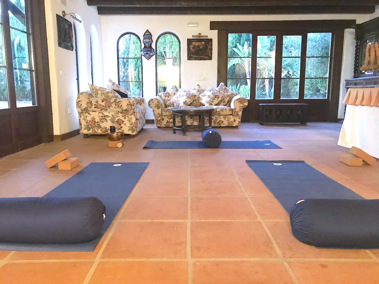 Ashtanga Vinyasa Yoga Spanien