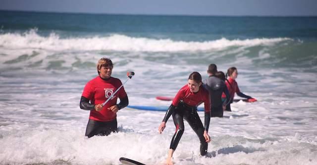 surf y yoga el palmar