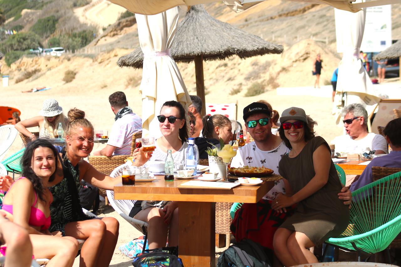 Surfcamp Spanien
