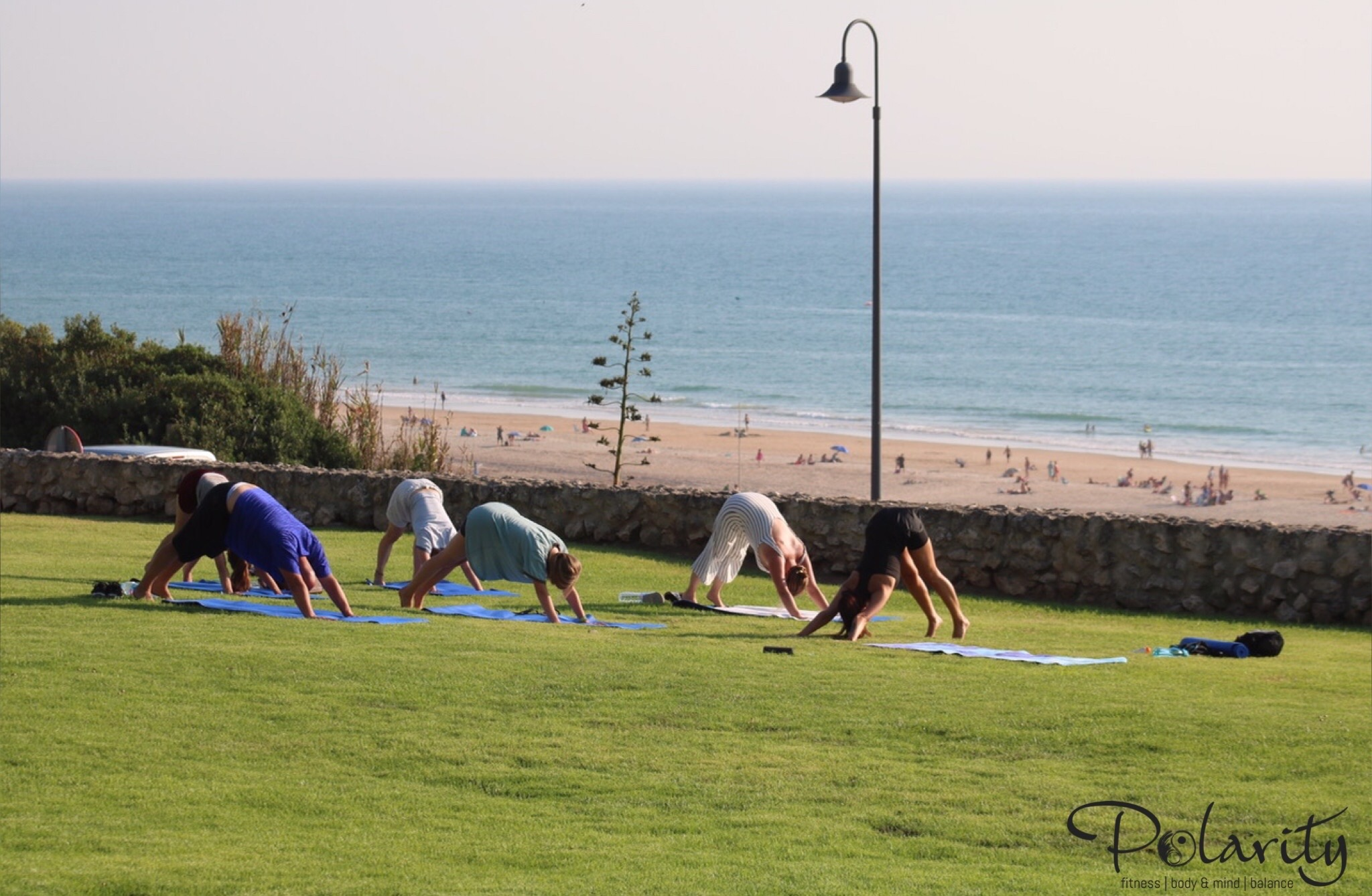 Yoga Retreat, Spanien