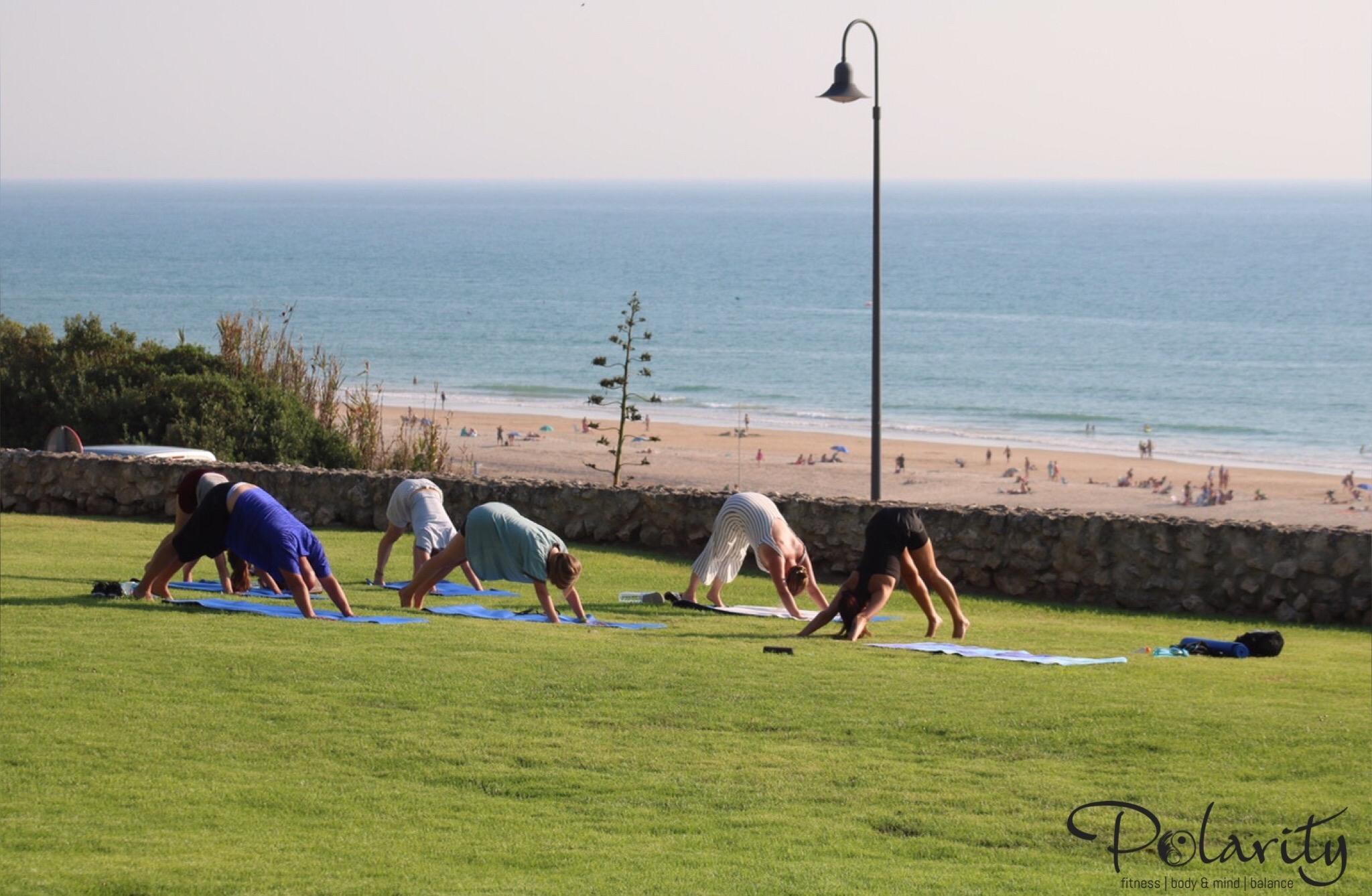 Yoga Retreat, Spanien