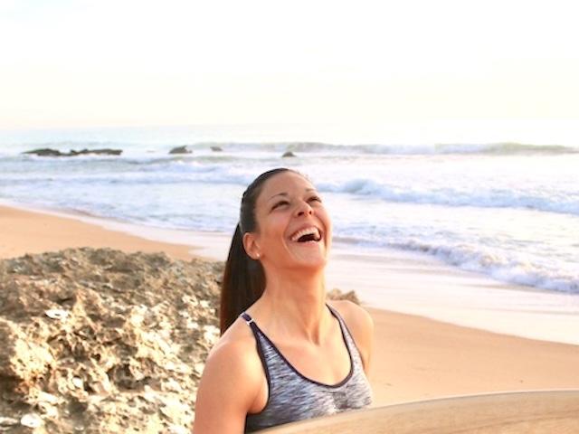 Glückshormone und Yoga