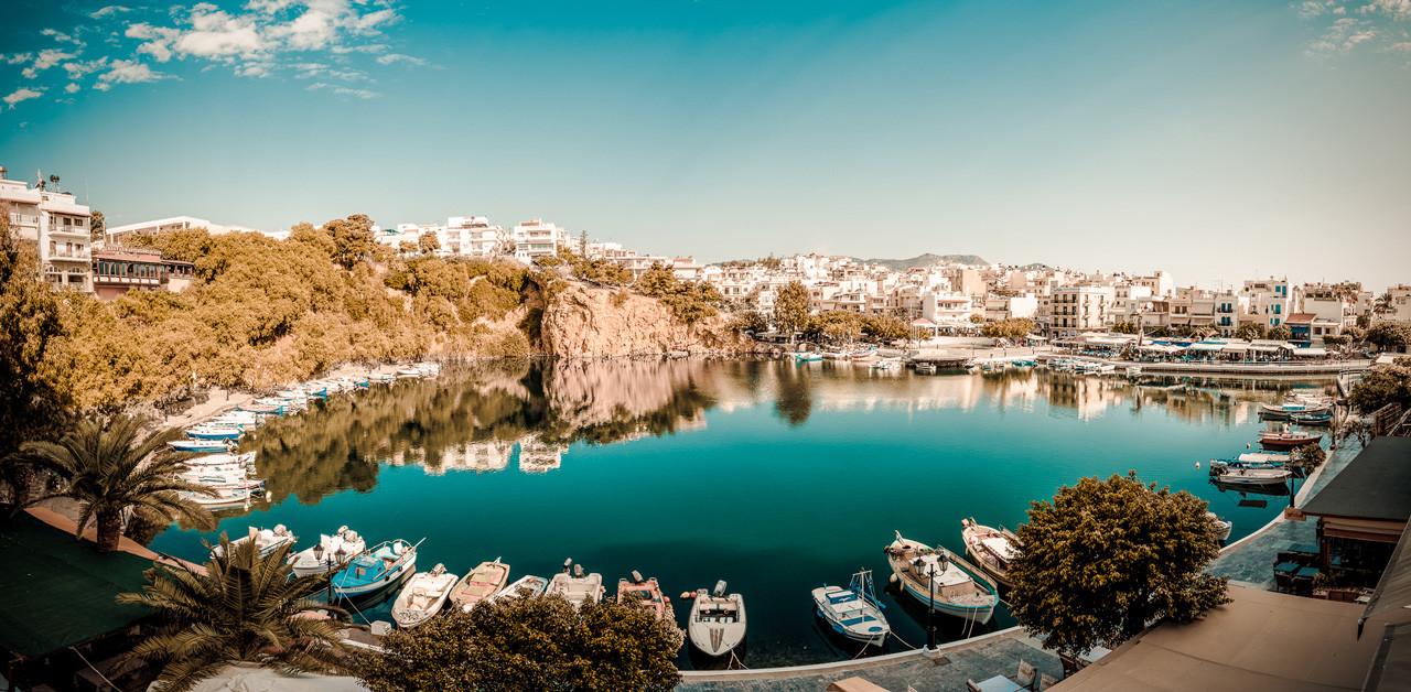 Town Agios Nikolaos