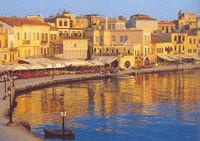 Venetian Port in Chania