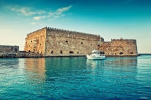 Venetian Fortress of Koule in Heraklion