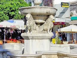 Heraklion city center