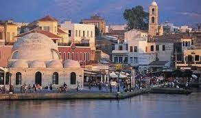 Venetian Port in Chania