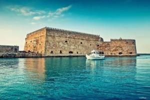 Venetian Fortress of Goule in Heraklion