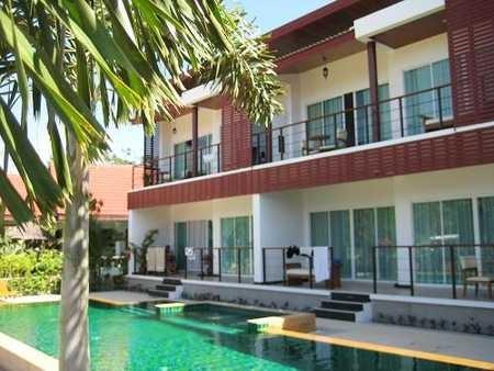 "Apartmentresort ""Re Life"" - Nai Harn Süd Phuket"