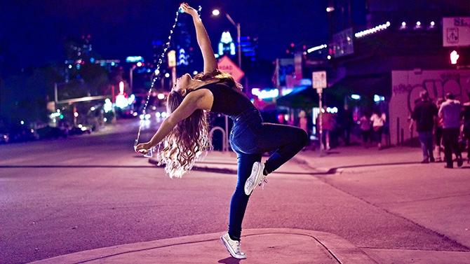 Danser pour être en forme, et pas que !