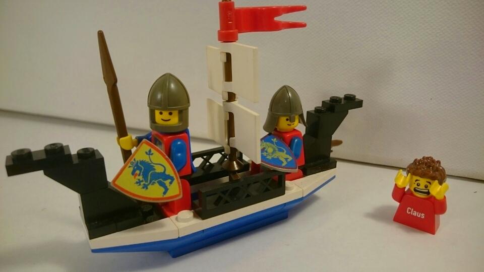 6017 - Kurierschiff