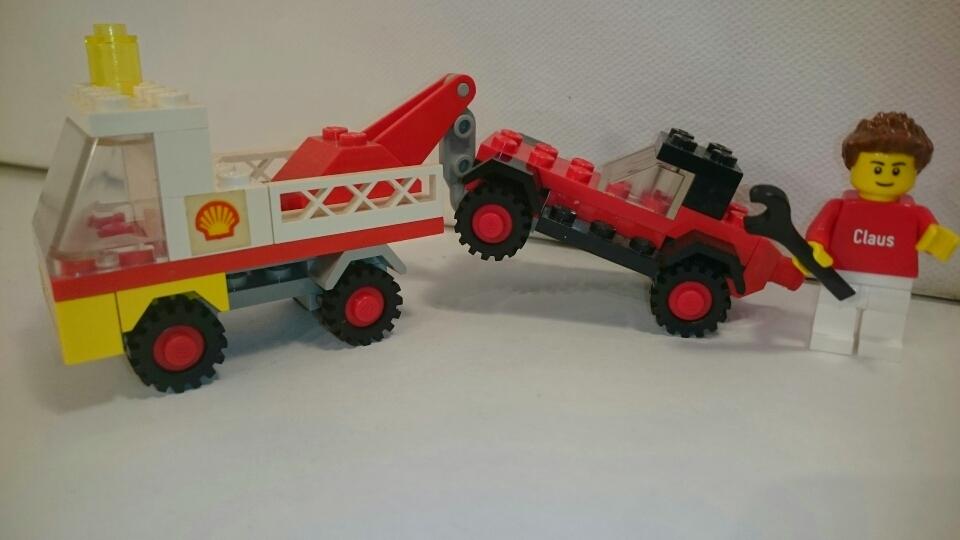 642 - Shell Abschleppwagen
