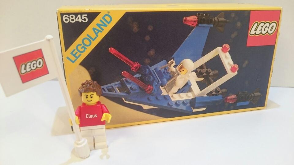 6845 - Raumpatrouille (ungeöffnet)