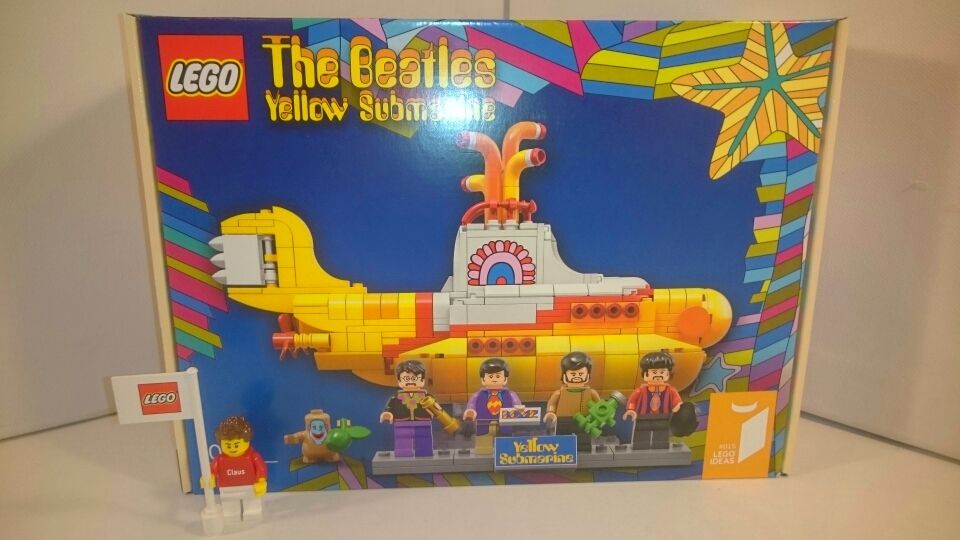 21306 - Yellow Submarine