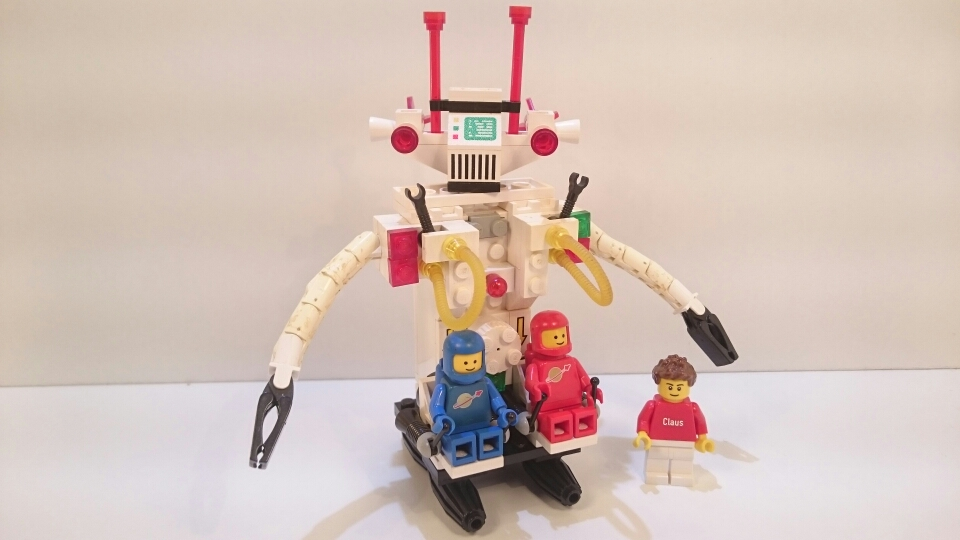 6750 - Galaxie-Roboter