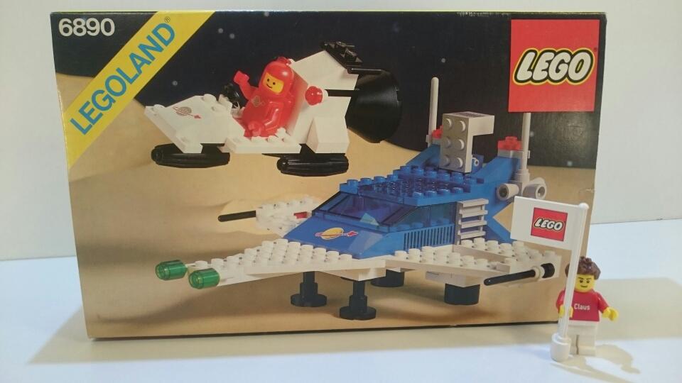 6890 - Raumfähre (ungeöffnet)