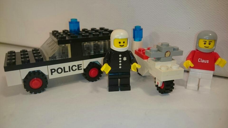 644 - Autobahnpolizei