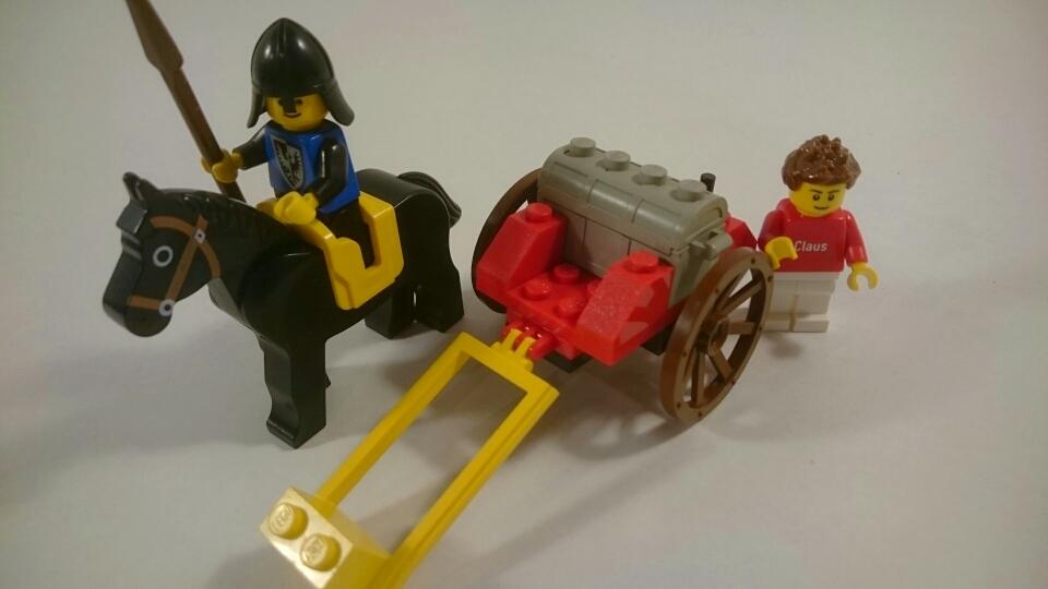 6011 - Ritter mit Schatztruhe
