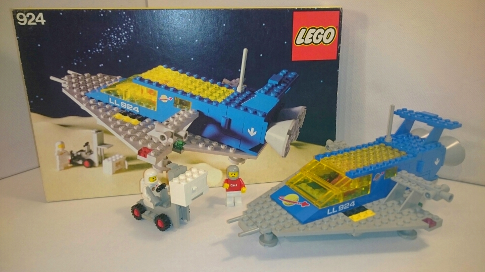 487 bzw. 924 - Raumtransporter