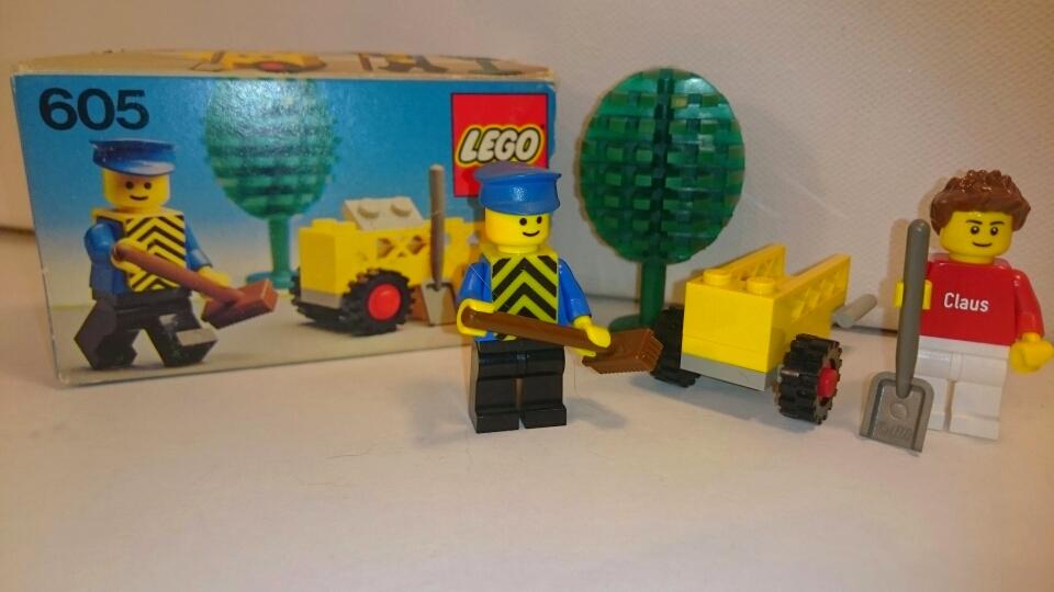 605 - Straßenkehrer