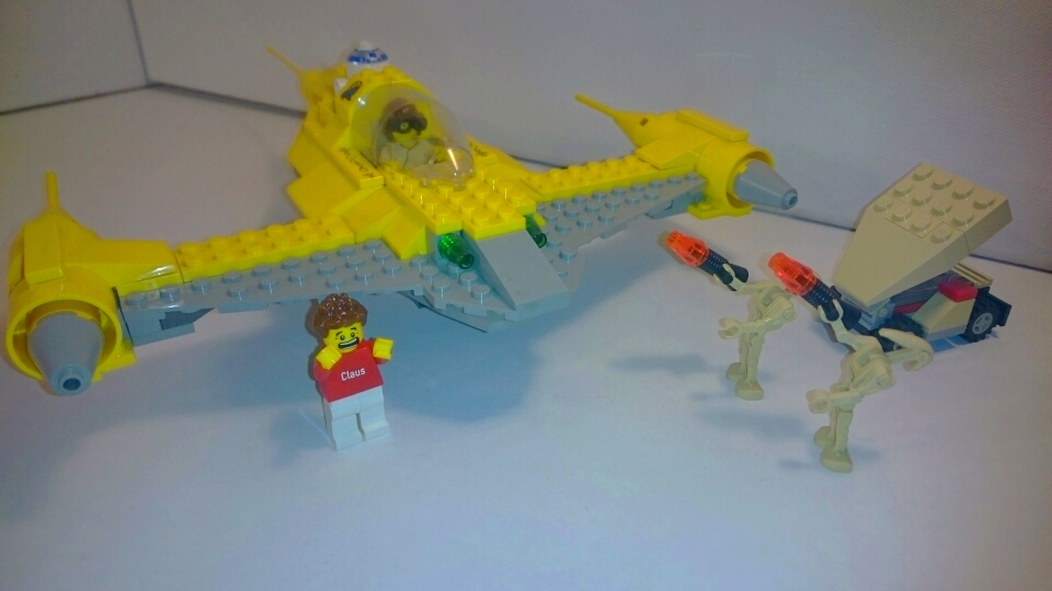 7141 - Naboo Fighter