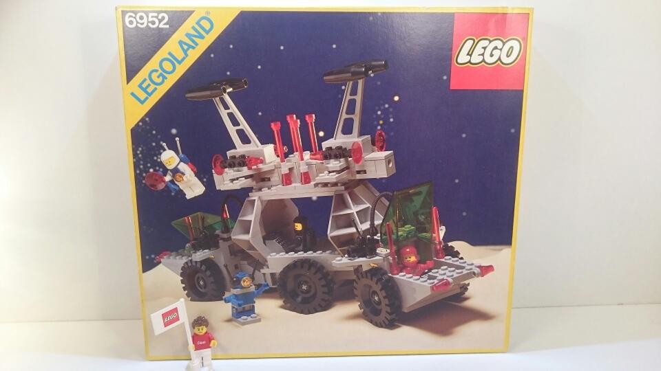 6952 - Multifunktionaler Planeten-Truck (ungeöffnet)