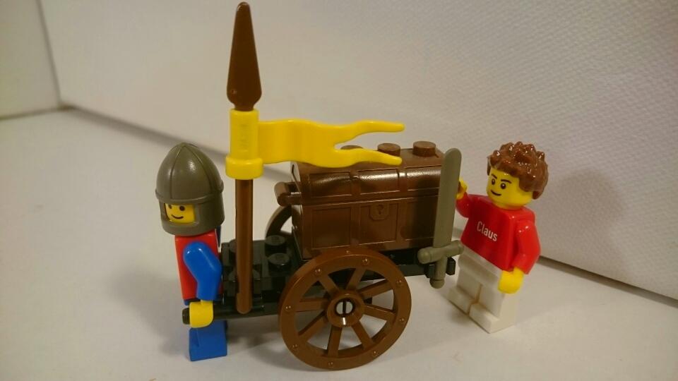 1463 - Treasure Cart