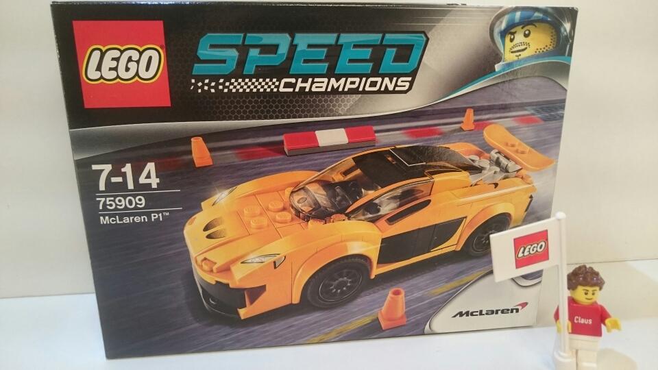 75909 - McLaren P1