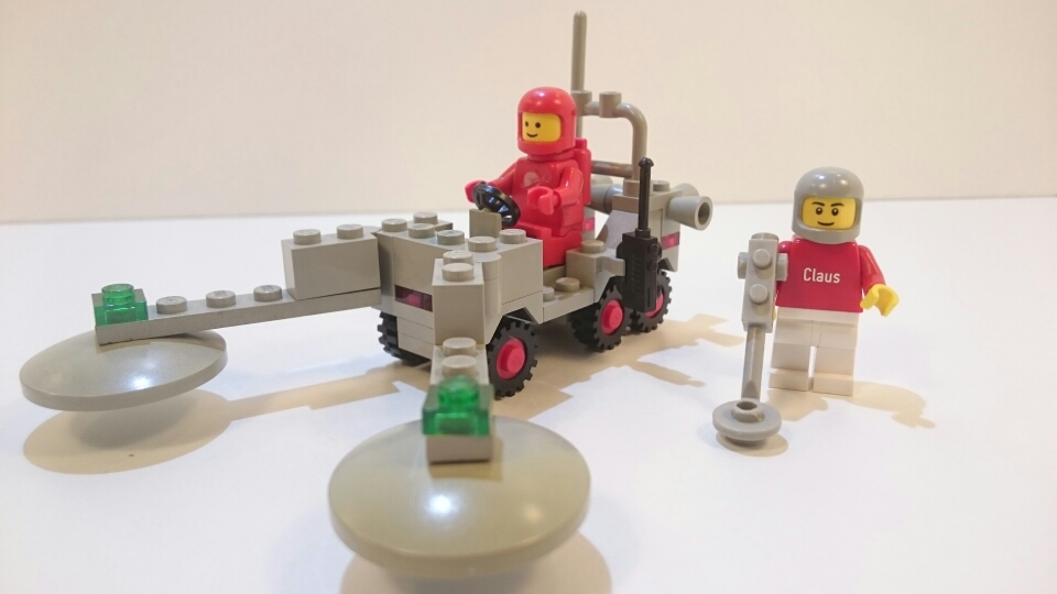 6841 - Fahrzeug für Bodenerkundung