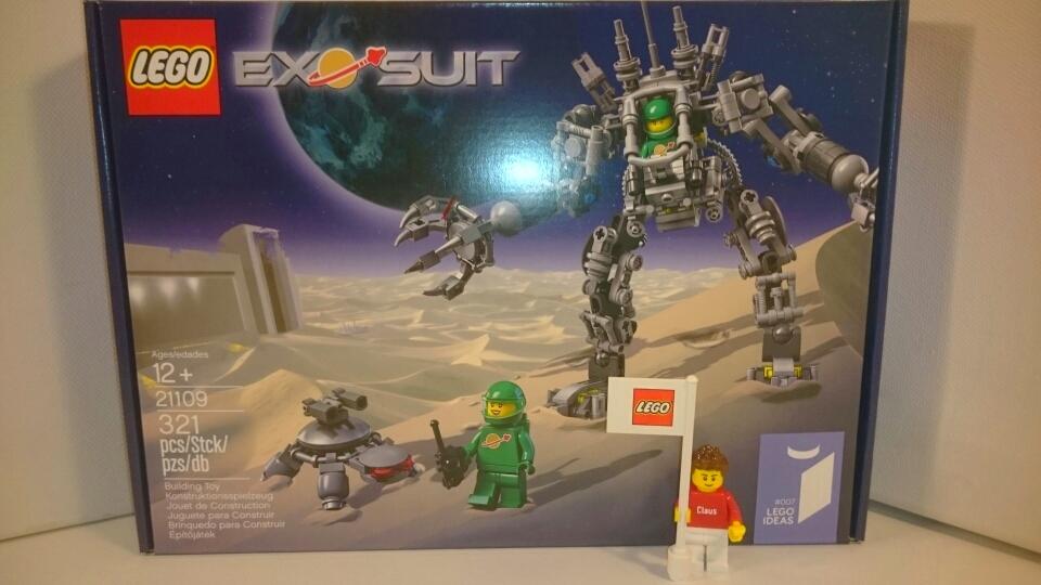 21109 - Exosuit
