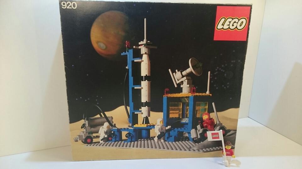 483 bzw. 920 - Raketen-Abschussbasis (ungeöffnet)