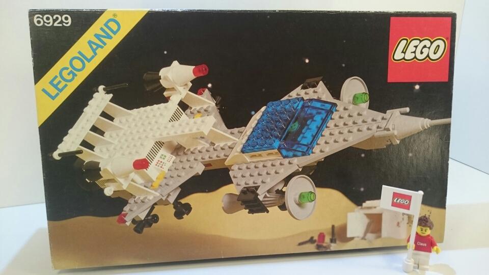 6929 - Transplanetarischer Raumtransporter (ungeöffnet)