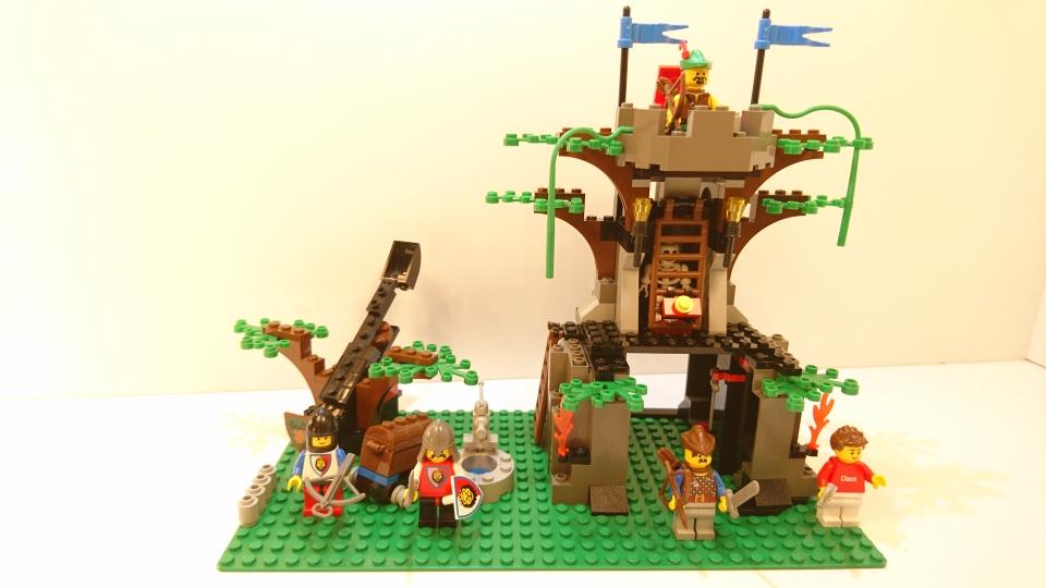 6046 - Räuber in der Felsschlucht