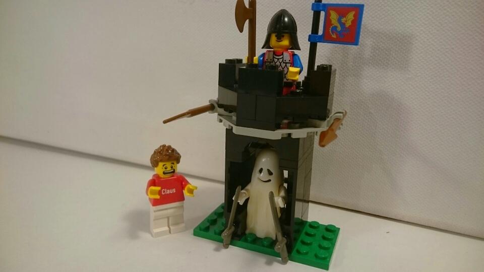1888 - Black Knight's Guardshack