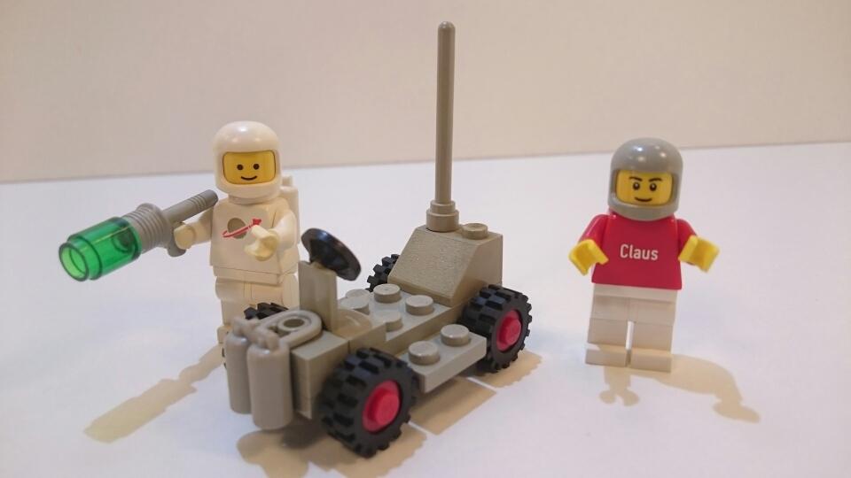 886 - Astronautenauto