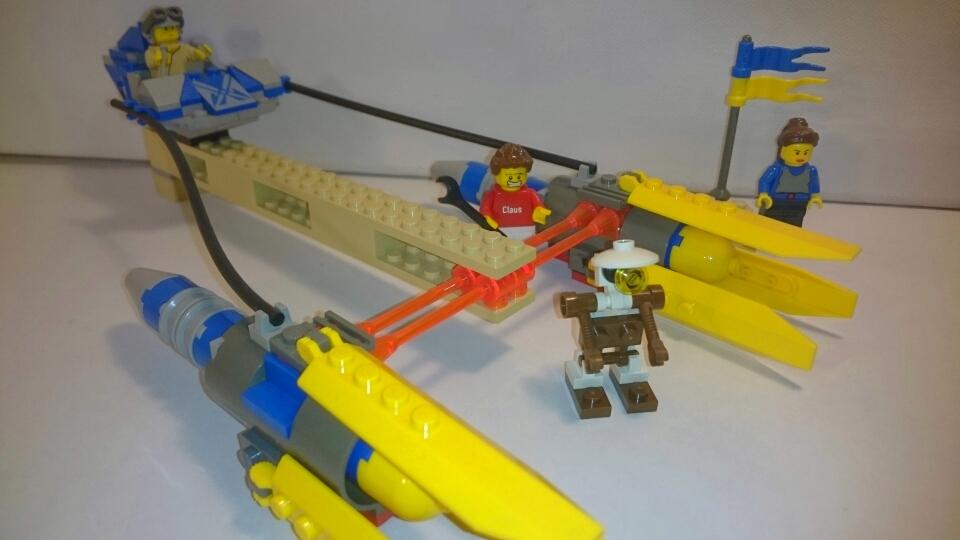 7131 - Anakin's Podracer