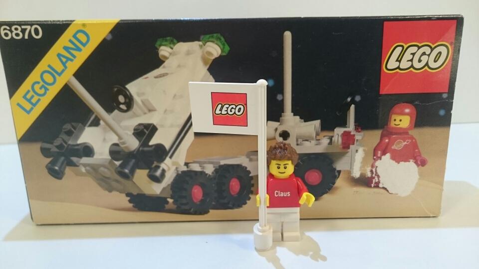 6870 - Weltraum-Traktor (ungeöffnet)