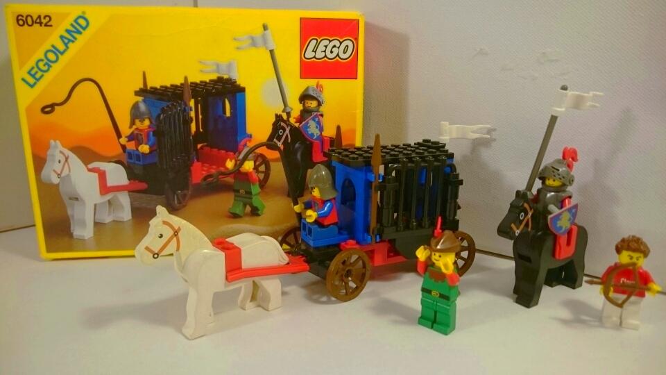 6042 - Gefangenenkutsche