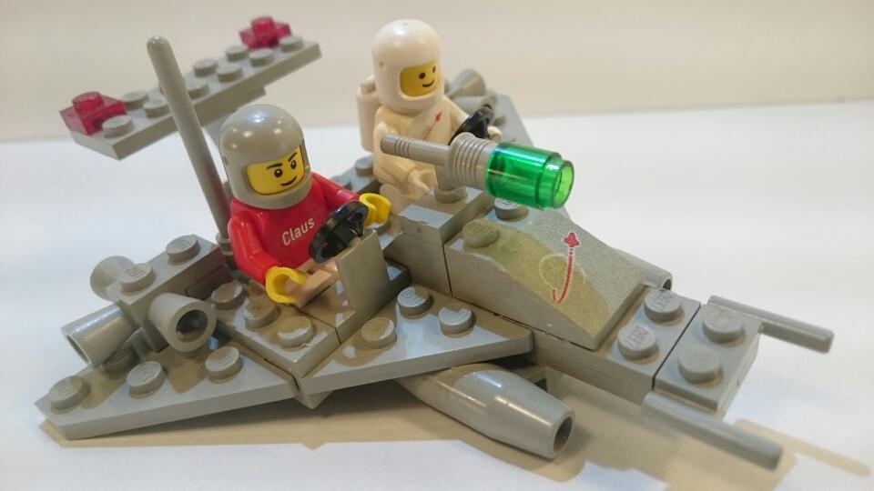 442 bzw. 891 - Raumpatrouille