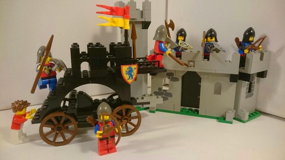 6062 - Belagerungsturm
