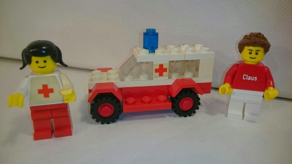 606 - Krankenwagen mit Fahrer