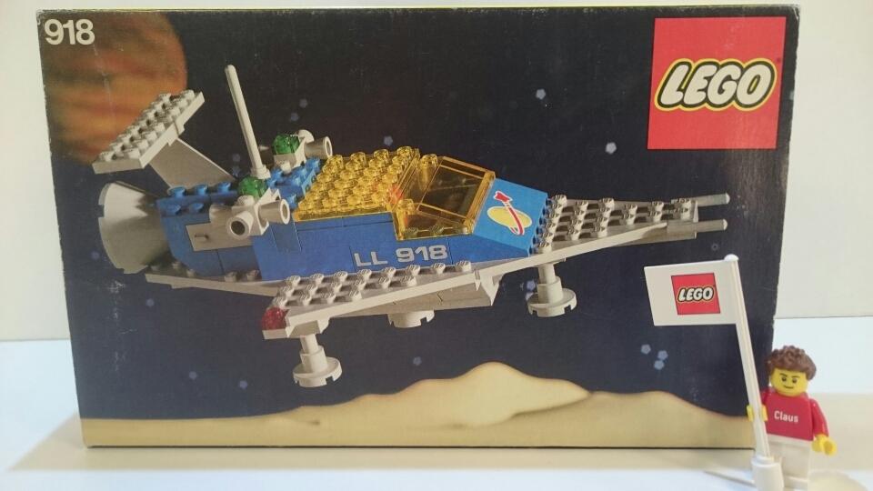 918 - Raumfähre (ungeöffnet)