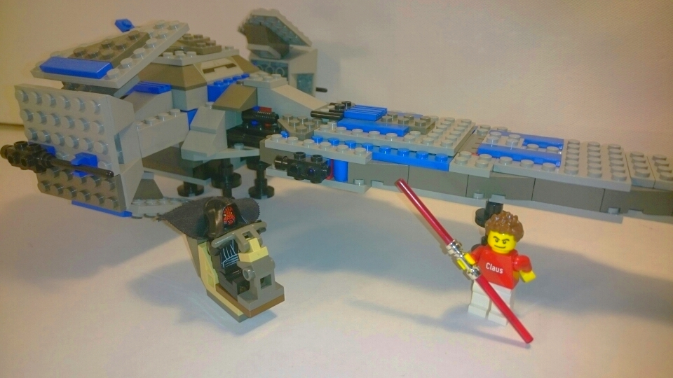 7151 -  Sith Infiltrator