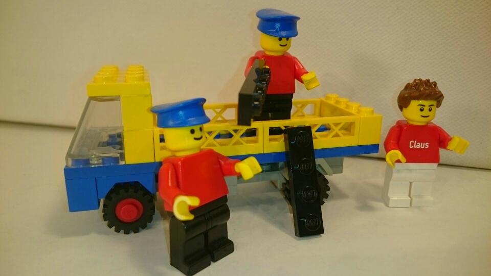 643 - Pritschenwagen