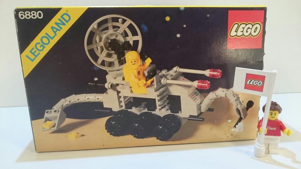 6880 - Planetenfahrzeug (ungeöffnet)